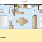 cottage VIP castels campsites