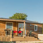 Mobil-home 2 chambres avec Jacuzzi en Normandie