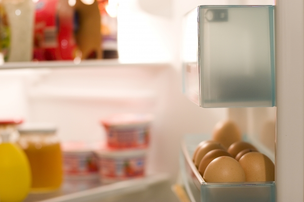 Uw koelkast gevuld voor uw aankomst